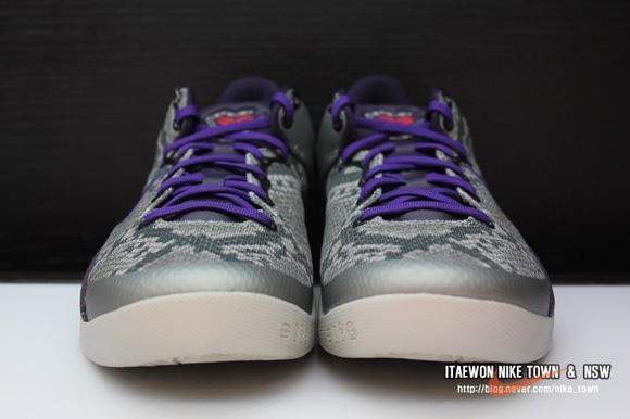 Nike Kobe 8 SYSTEM 'Mine Grey' 2