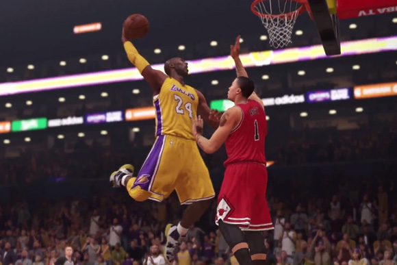 Nike Kobe 9 Debuts in NBA 2K14 Trailer  2