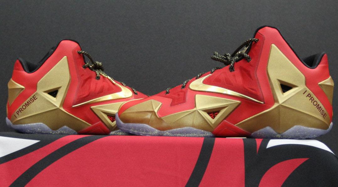 Nike LeBron XI (11) 'Championship' PE