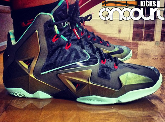 new concept 498c5 19f0f Nike LeBron XI (11) Performance Review - WearTesters
