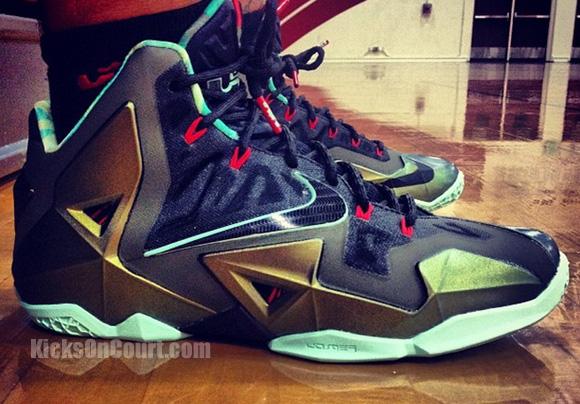 Performance Teaser Nike LeBron XI (11) 1