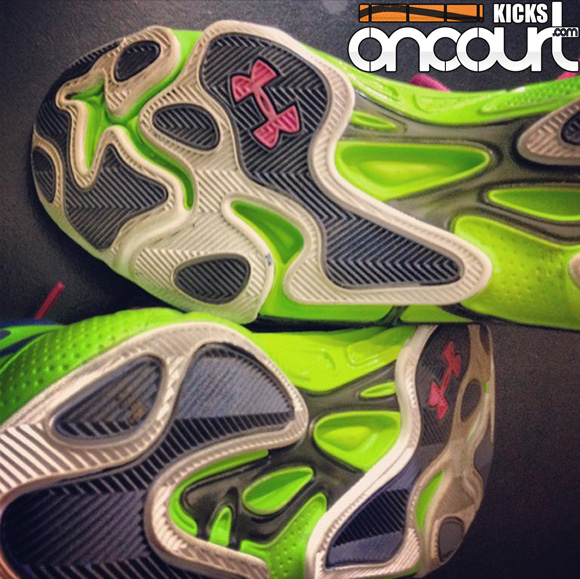 Under Armour Anatomix Spawn Performance Review 1