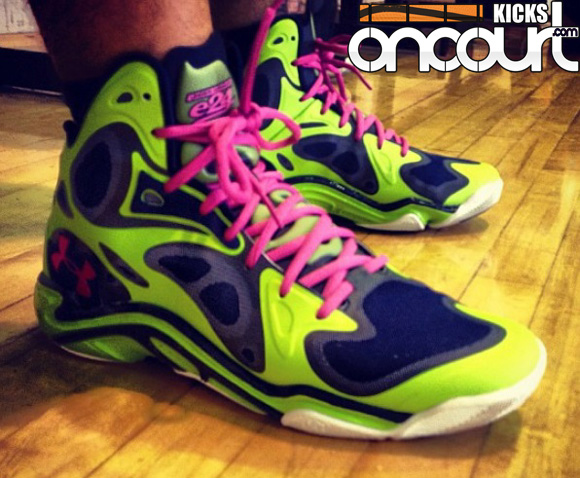 Under Armour Anatomix Spawn Performance Review 4