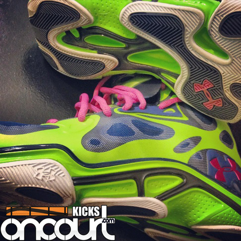 Under Armour Anatomix Spawn Performance Review 6