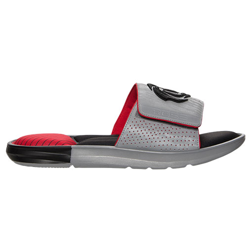 adidas D Rose Slide Sandals - Available Now HOME 3