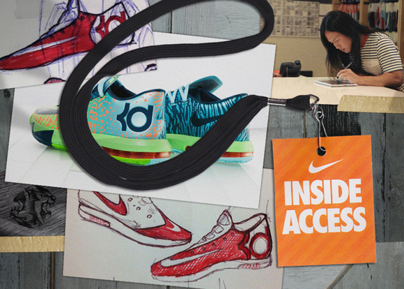Inside Access Nike Basketball's Design Minds 1