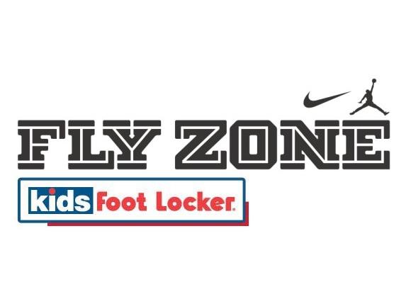 new concept 4db7c 56b78 Nike and Jordan Brand Open Nike Fly Zone at Kids Foot Locker ...