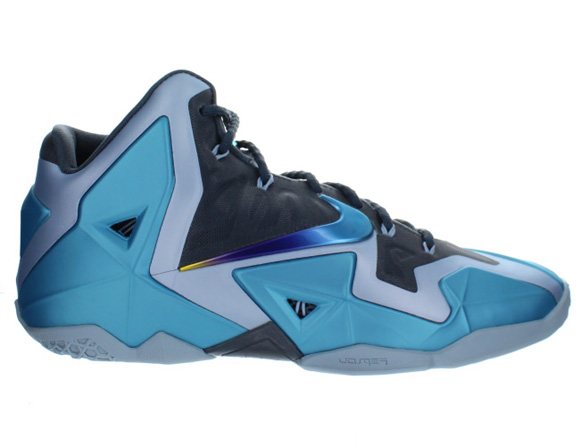 Nike LeBron XI (11) 'Gamma Blue' – Available Now