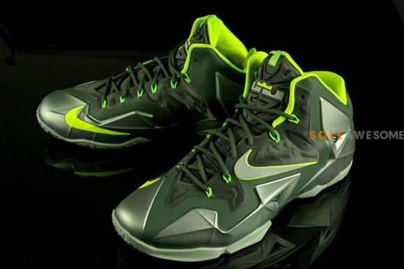 Nike LeBron XI 'Dunkman' 1