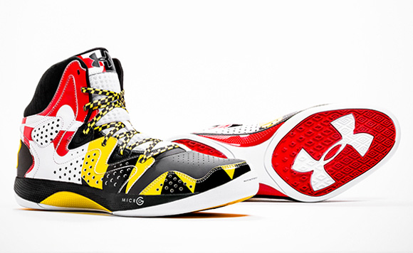 Under Armour Basketball 'Maryland Pride' Lineup 2
