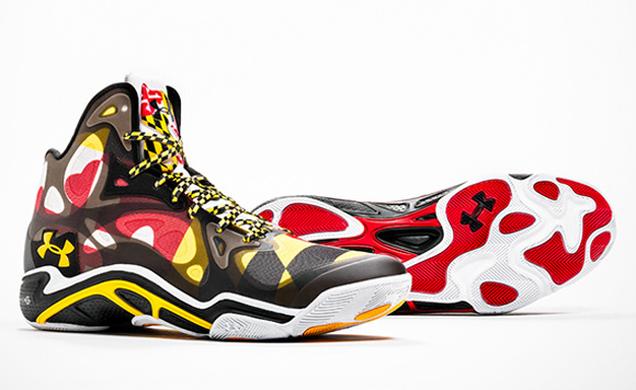 Under Armour Basketball 'Maryland Pride' Lineup 3