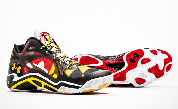 Under Armour Basketball 'Maryland Pride' Lineup 4