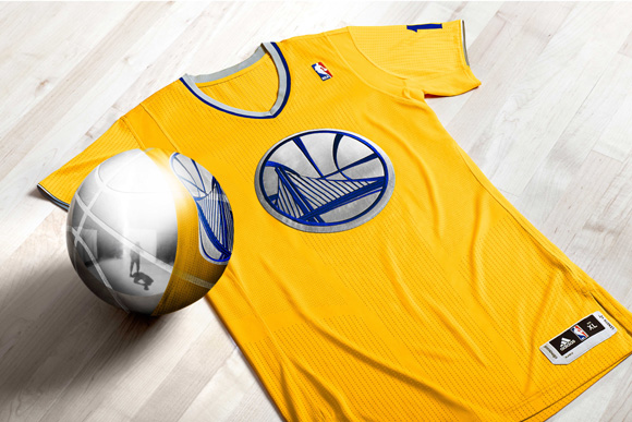 adidas Unveils 'BIG Logo' Uniforms for Christmas Day NBA Games 6