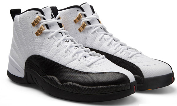 Air Jordan 12 Retro 'Taxi' - Official Look 1
