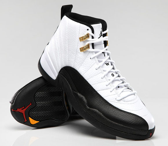 Air Jordan 12 Retro 'Taxi' – Official Look 2