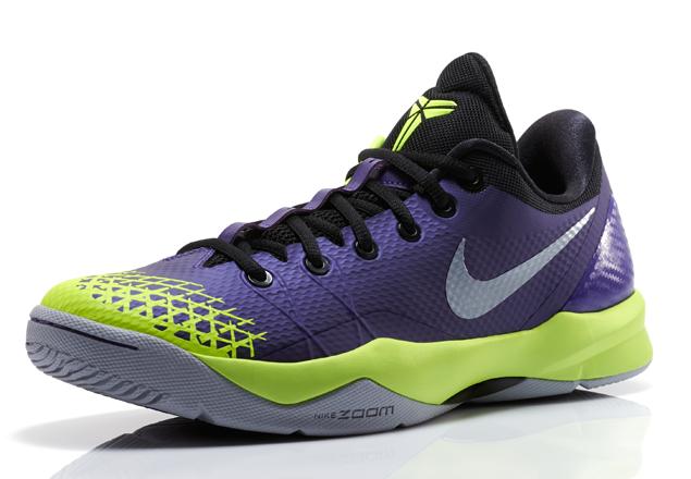 Nike Zoom Kobe Venomenon 4 Court Purple