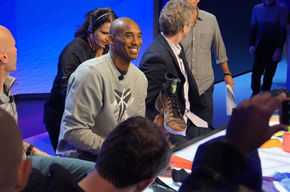 VIDEO Inside the Nike Kobe 9 with Kobe Bryant
