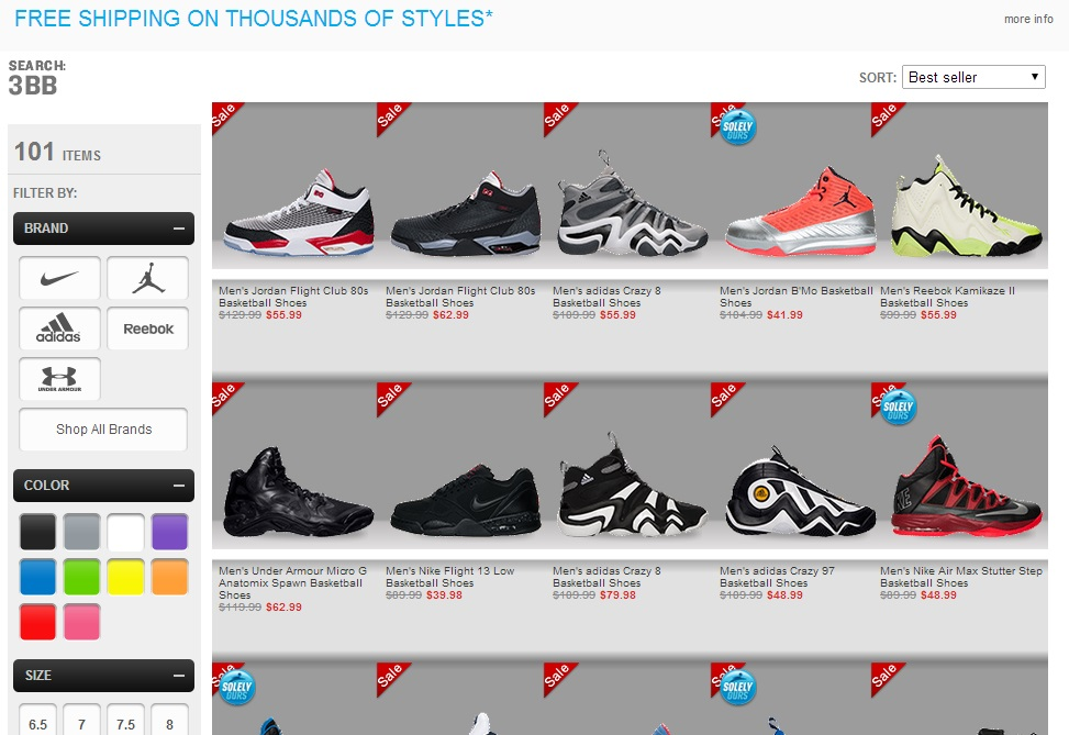 Performance Deals: Up to 45% Off Basketball Shoes FinishLine