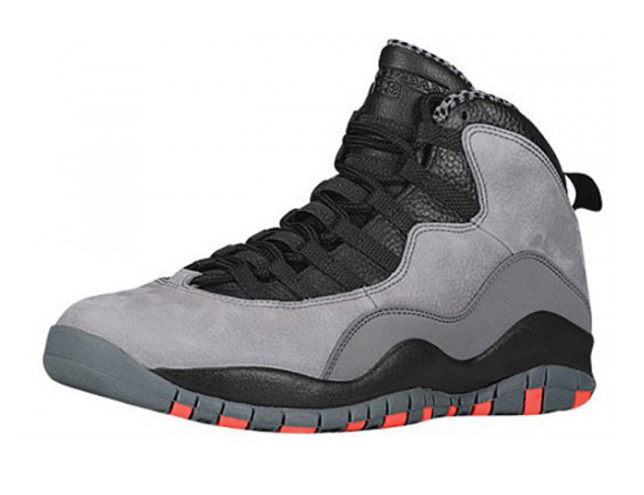 Air Jordan 10 Retro 'Infrared' – Available for Pre-Order