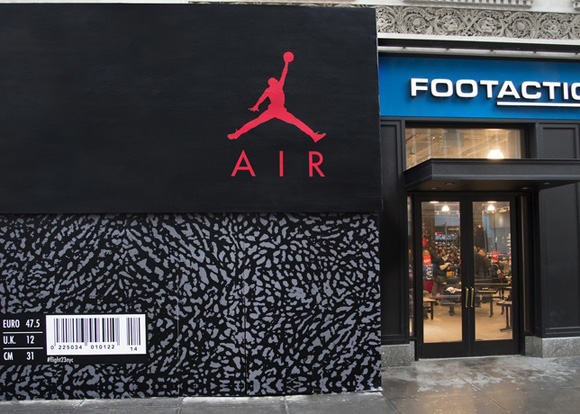 Flight 23 at Footaction to be First North America Jordan-Only Retail Location 2