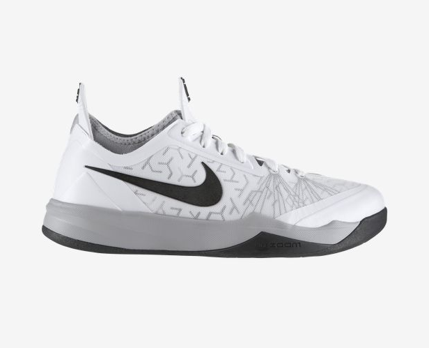 Nike Zoom Crusader White Grey WearTesters