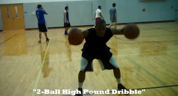 Randy Booker Mini-Ballhandling Workout