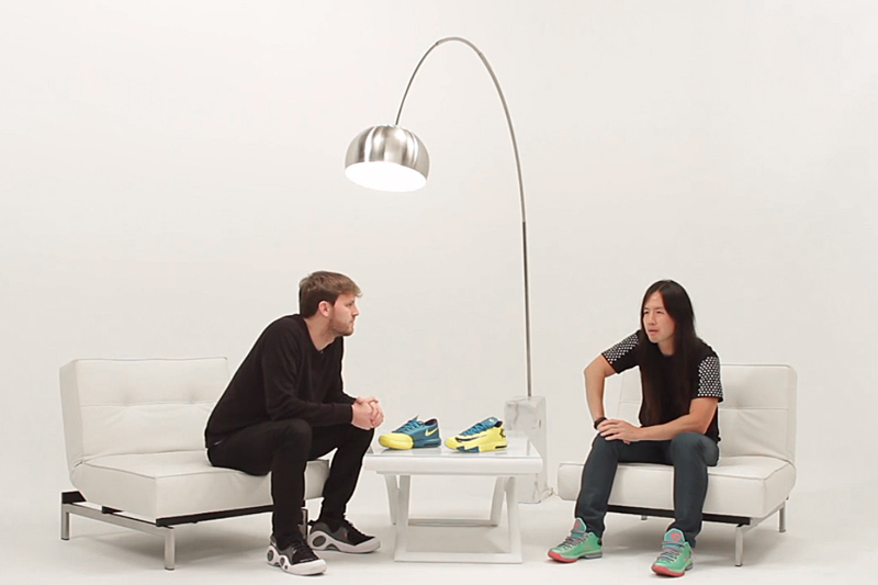 Sole Collector's Inside The Designer's Studio with Nike Basketball's Leo Chang
