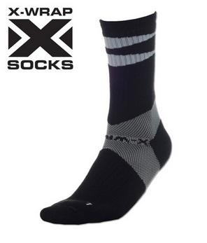 X-Wrap Basketball Socks by POINT 3 1