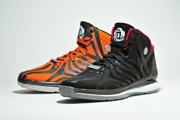 adidas D Rose 4.5 – Up Close & Personal 1