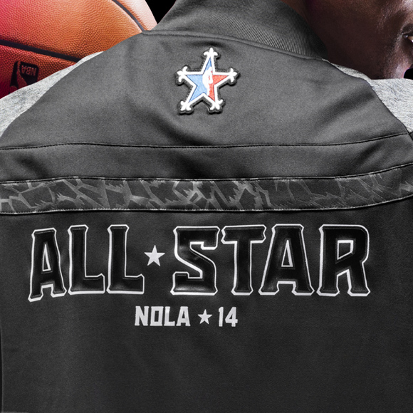 adidas and NBA Unveil NBA All-Star 2014 Uniforms 10