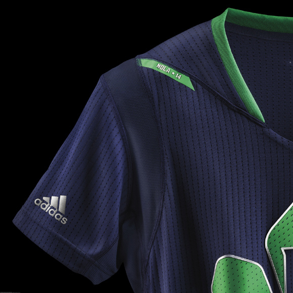 adidas and NBA Unveil NBA All-Star 2014 Uniforms 7