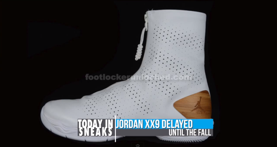 Bamboo, Carbon Fiber & Aero Jams & More on Today In Sneaks with Jacques Slade | Daily Recap