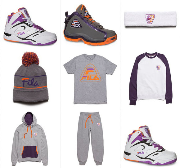 FILA 'Rising Sun' Pack – Available Now