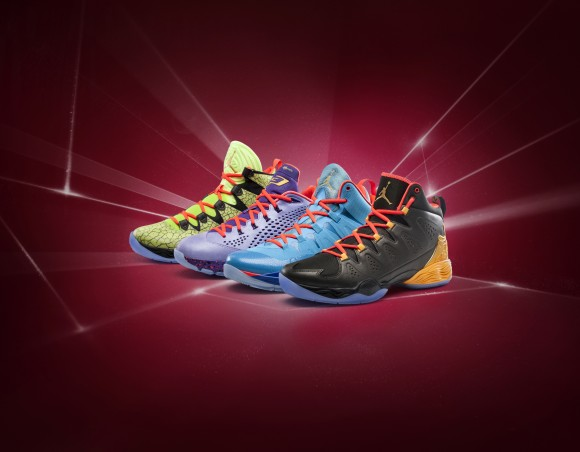 Jordan Brand All-Star Lineup  The Crescent City Collection 1