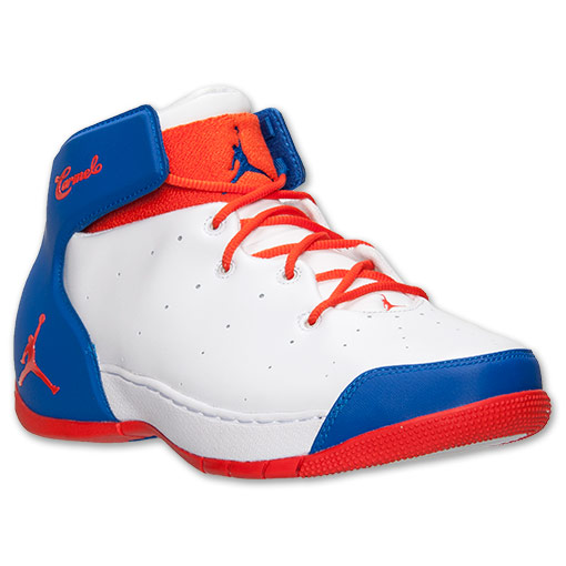 Jordan Melo 1.5 'Knicks' – Available Now 1