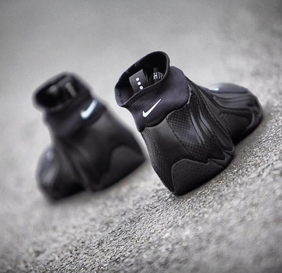 Nike Flightposite 'Carbon Fiber' 2014 – Up Close & Personal + Release Date 3