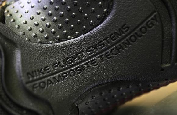 Nike Flightposite 'Carbon Fiber' 2014 – Up Close & Personal + Release Date 6