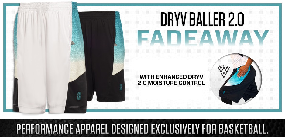 Point 3 DRYV BALLER 2.0 Shorts – Available Now 2