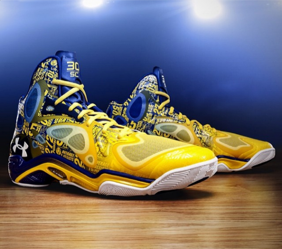 Under Armour Anatomix Spawn Stephen Curry PE – Release Info