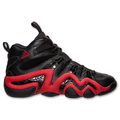 adidas Crazy 8 Black Light Scarlet - Available Now 2