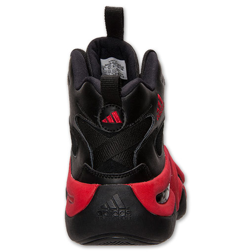 adidas Crazy 8 Black Light Scarlet - Available Now 5