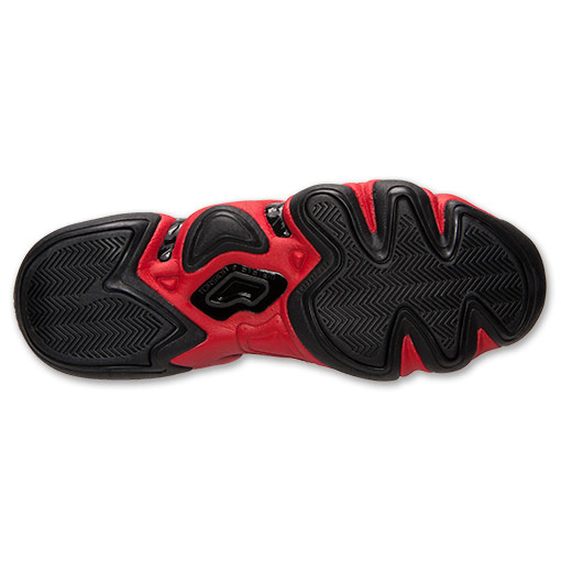 adidas Crazy 8 Black Light Scarlet - Available Now 7