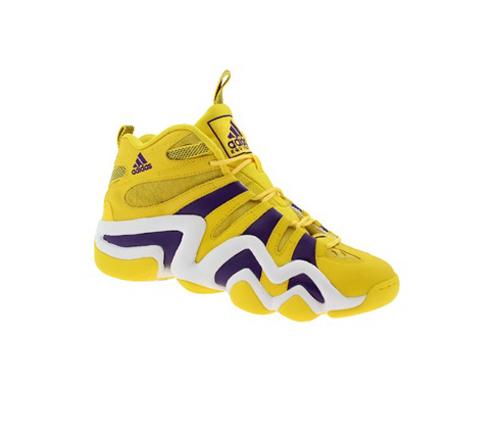 adidas Crazy 8 'Yellow All-Star
