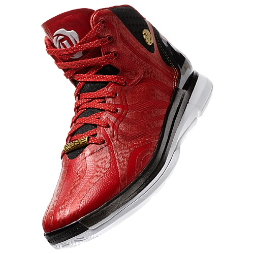 adidas D Rose 4.5 'Scarlet Brenda' - Available Now 2
