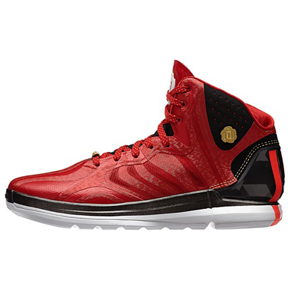 adidas D Rose 4.5 'Scarlet Brenda' – Available Now