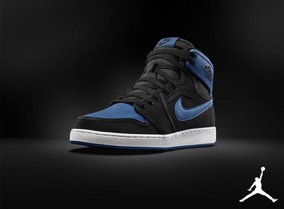 Air Jordan 1 KO Black Royal – Fall 2014 2