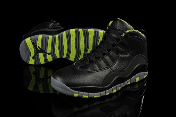 Air Jordan 10 Retro 'Venom Green' – Available for Pre-Order
