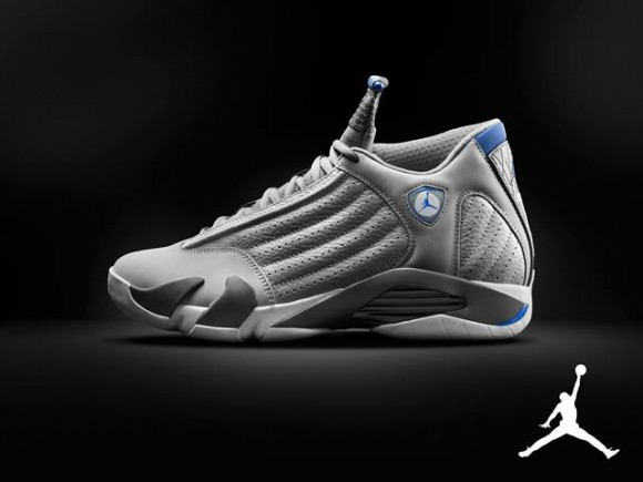 Air Jordan 14 'Sport Blue' – Official Look