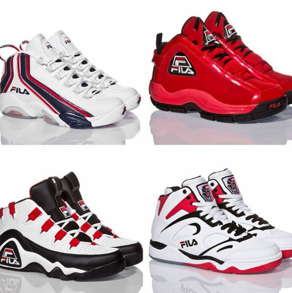 FILA 'Red Pack' – Available Now