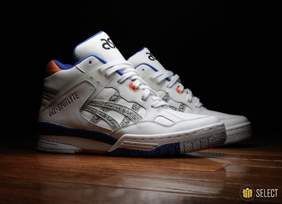 meilleur service 24fb5 1d65f Isiah Thomas On The Return Of His Asics GEL-SPOTLYTE ...